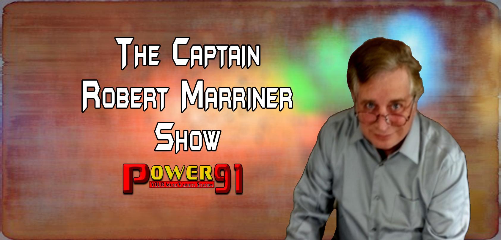 Captain Robert Marriner