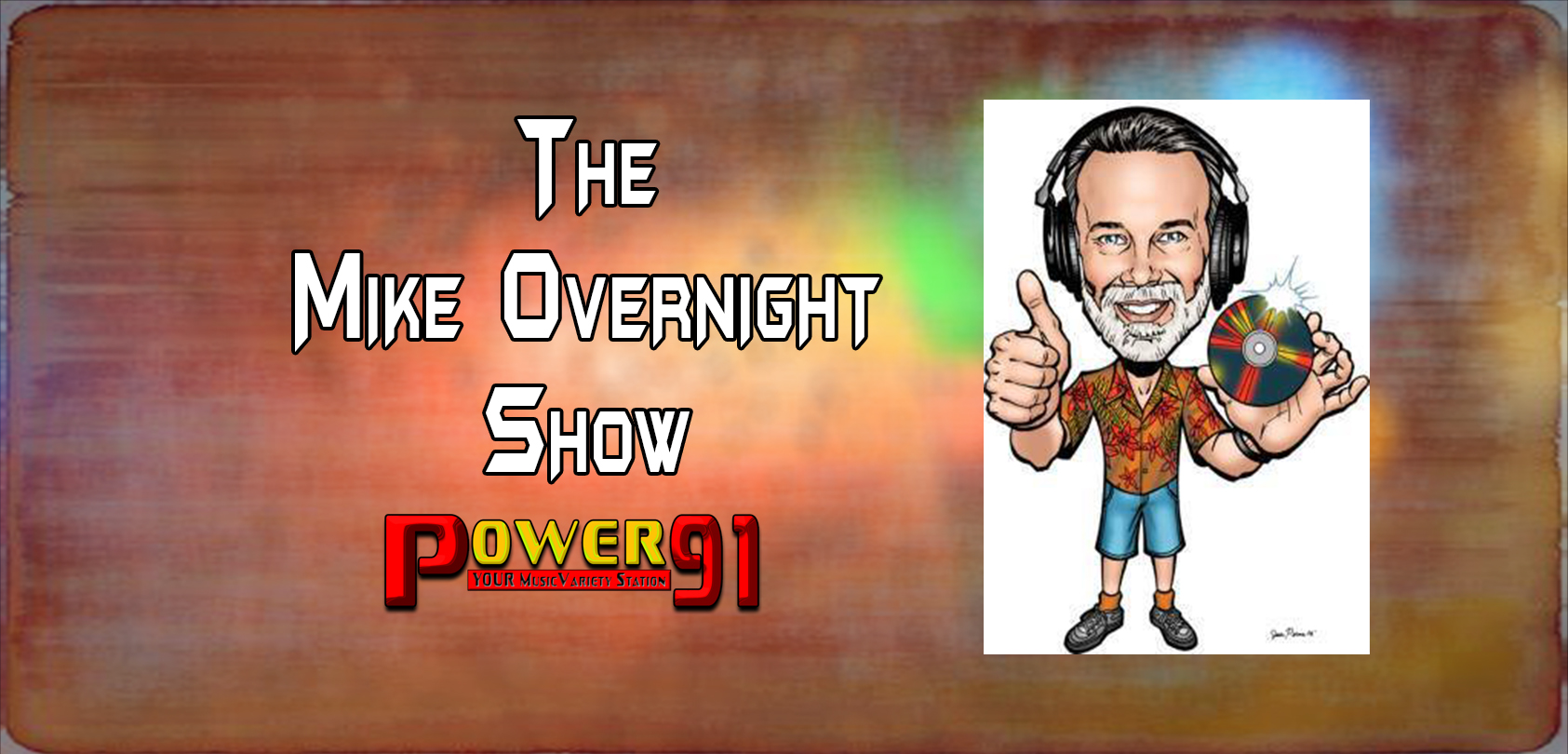 The Mike Overnight Show